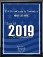 2019 Award for Best Weight Loss Service in Streamwood